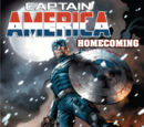 Captain America Homecoming Vol 1 1