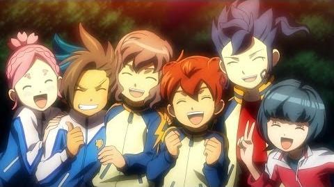 Inazuma Eleven GO Galaxy イナズマイレブンGO ギャラクシー FINAL ENDING 本当にありがとう! Hontouni Arigatou!
