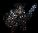 Forgotten Warrior (Balondis the Merciless)