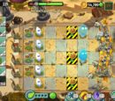 Plants vs. Zombies 2 levels
