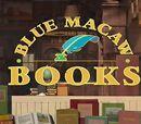 """Книжный магазин """"Голубой ара"""""""