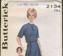 Butterick 2134