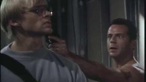 Die Hard: Behind the camera