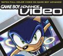 Sonic X: A Super Sonic Hero (Game Boy Advance)