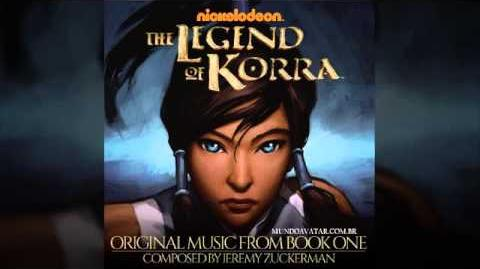 A Peaceful Place - The Legend of Korra OST-0