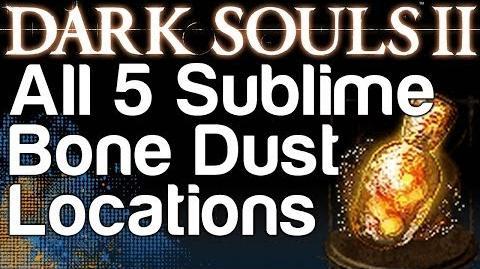 Sublime Bone Dust