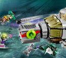 79121 Course-poursuite sous-marine
