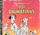101 Dalmatians (1988 Little Golden Book)