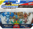 Water vs. Earth Element 2-Pack