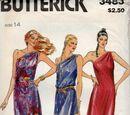 Butterick 3483 B