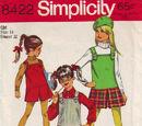 Simplicity 8422