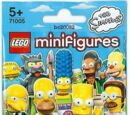 71005 The Simpsons Series