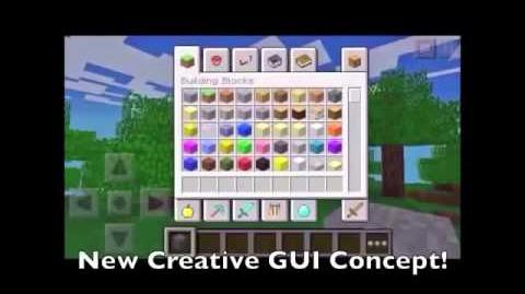 Minecraft Pocket Edition 0.9.0 Build 1 preview