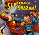 Superman Vs. Shazam (Collected)