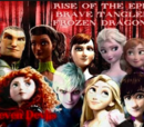 Rise of the Epic Brave Tangled Frozen Dragons