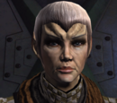 Romulan medical personnel