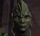 Romulan sciences personnel
