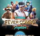 Virtua Fighter Fever Combo
