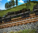 Wagony Platformowe
