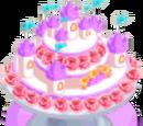 Royal Palace Cake