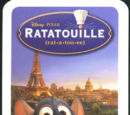 Ratatouille Happy Families Game