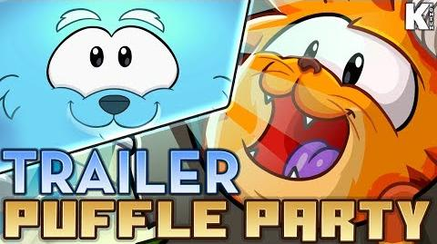 Club Penguin Puffle Party 2014 Trailer - Commercial Tv 720p
