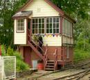 Mr. Edwards' Signal Box