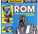 MARVEL COMICS: Rom the Space Knight