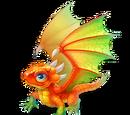 Salamander Dragon