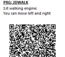 2-D Walking Engine