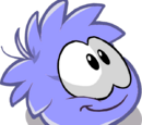 Lavender Puffle