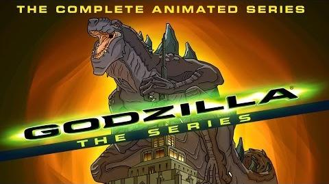 Godzilla - Complete Animated Series