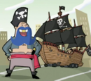 Captain O'Cheese
