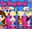 Pet Shop Rock!