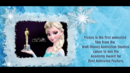 Frozen - Cool Trivia