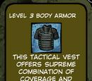 Level 3 Body Armor