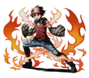 ID:004 火炎甲士アカネ
