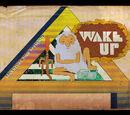 Despierta/Transcripción