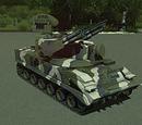 2K22M Tunguska