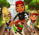 Subway Surfers World Tour: Rome 2014