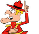 Dudley Do-Right Characters