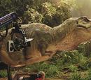 Tyrannosaurus rex animatronic (The Lost World)