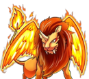 No.179 Fire Lion