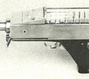 Hill submachine gun