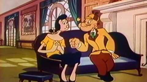 Private Eye Popeye (1954)