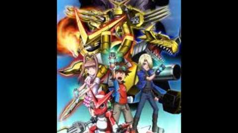 Digimon Adventure 04: Los caballeros digimon.