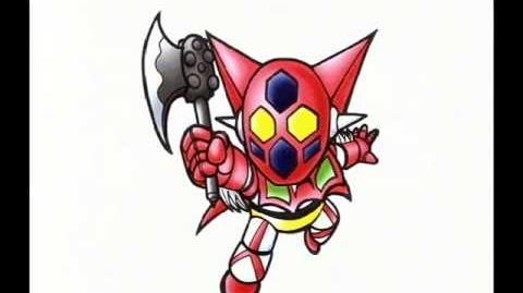Super Robot Taisen HD - Getter Robo!