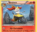 Braixen (XY TCG)