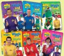 Wiggle and Learn DVD Collection