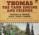 Thomas and Trevor and Duck Takes Charge